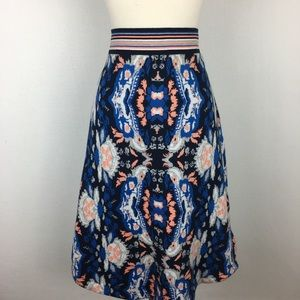 Anthropologie Moth Knit Skirt size Small